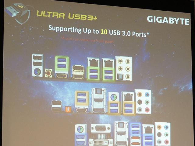 「ULTRA USB3+」