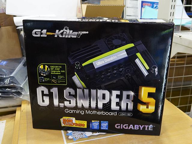 GIGABYTE「G.1Sniper 5」