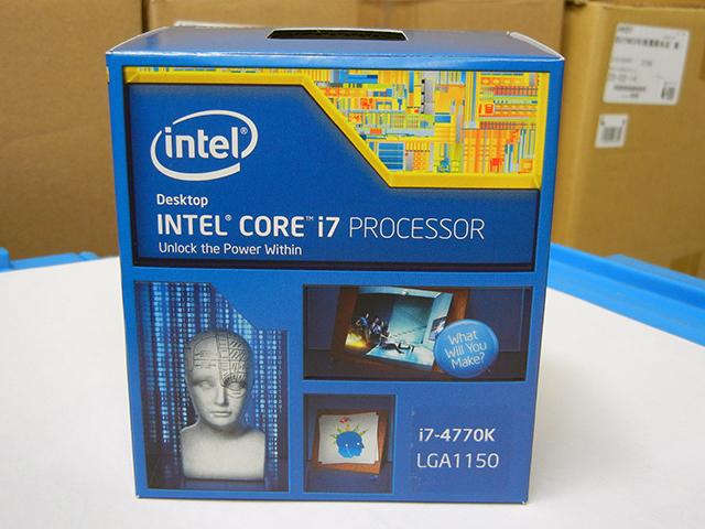 Intel「Core i7-4770K」