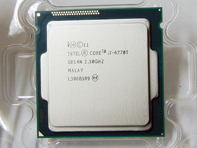 Intel「Core i7-4770T」