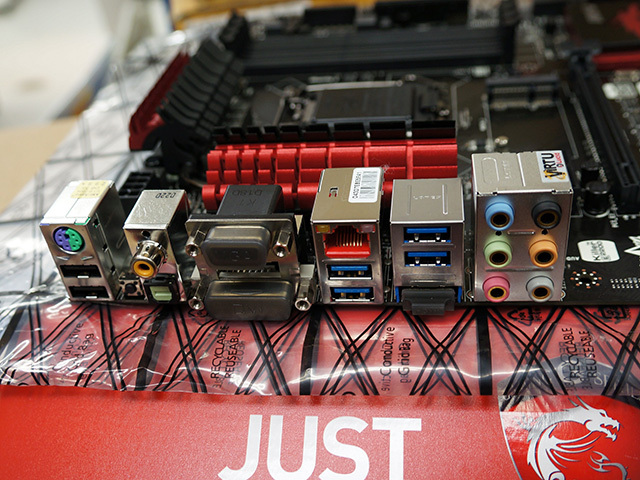 MSI「Z87-GD65 GAMING」