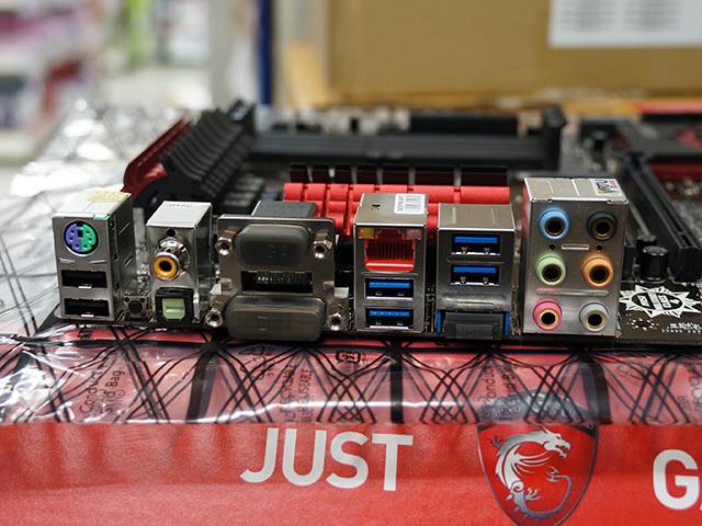 MSI「Z87-G45 GAMING」