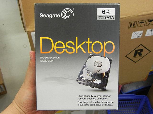 Seagate「STBD6000100」